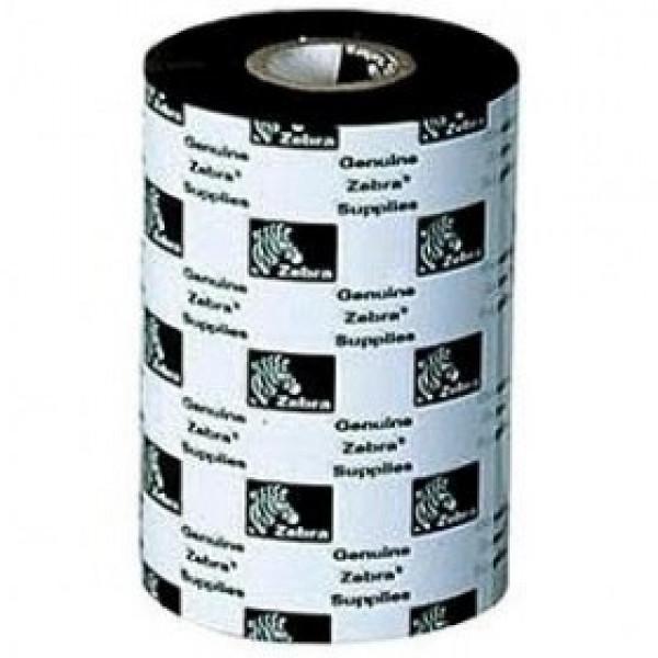 zebra 02000BK11045 cinta de transferencia térmica