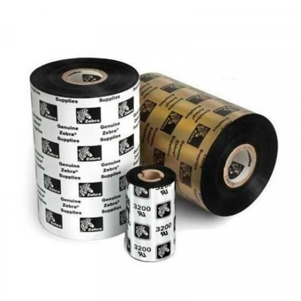 Resin Ribbon. 83Mmx450M (3.27Inx1476Ft). 5095. High Performance. 25Mm (1In) Core
