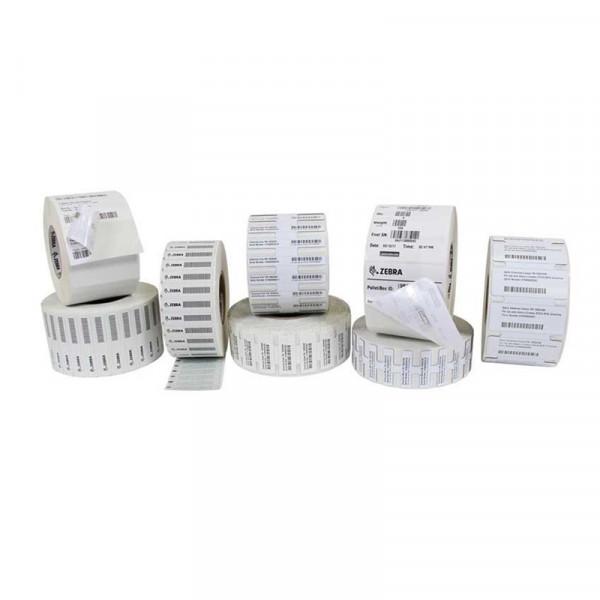 Etiqueta RFID de transferencia térmica Zebra 4 x 2