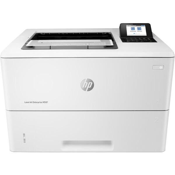 Impresora monocromatica HP Enterprise LaserJet M507DN  BN