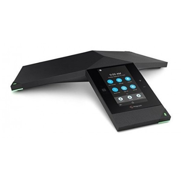 Teléfono Poly RealPresence Trio 8800, 2x USB 2.0, 2x RJ-45