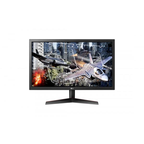 "Monitor UltraGear LG Gaming  panel TN  24"""