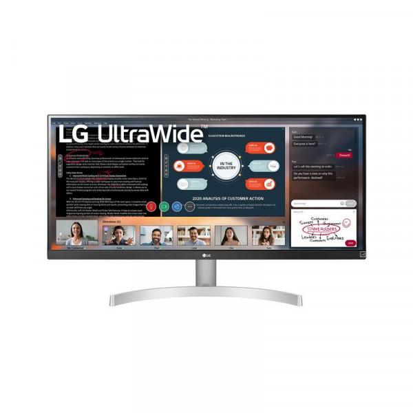 Monitor LG UltraWide FHD IPS HDR10 29WN600-W de 29 pulgadas 21:9 con FreeSync