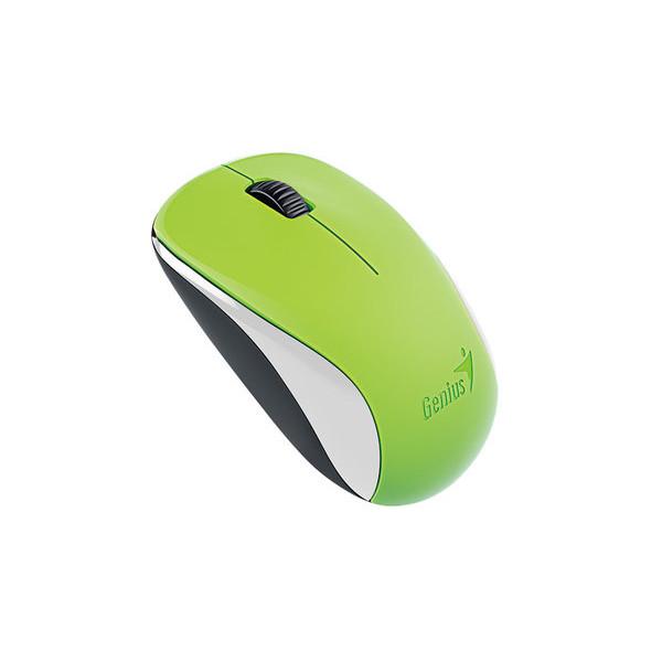 Mouse Inalambrico Genius NX 7000 BlueEye Verde