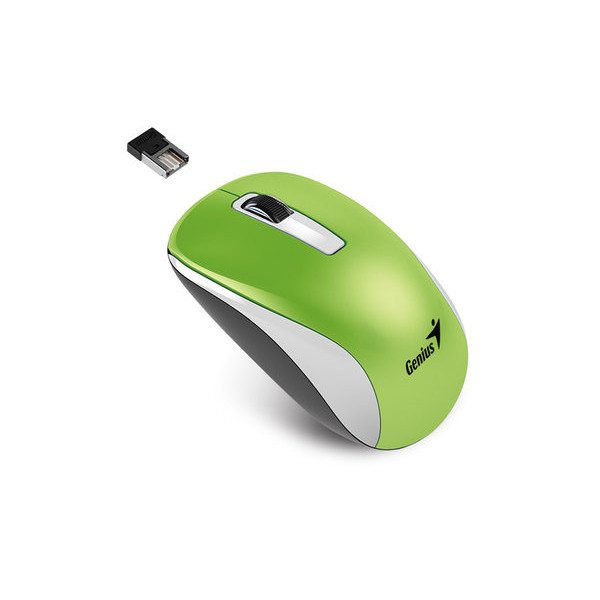 Mouse Inalámbrico Genius NX 7010 verde