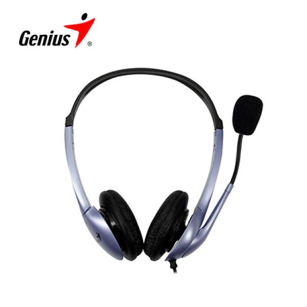Diadema Genius HS-04S  1 plug