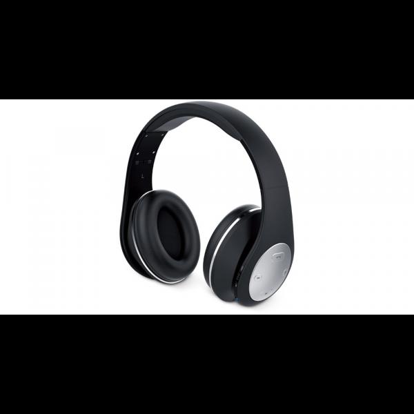 Audifono diadema Genis HS-935BT Bluetooth negro