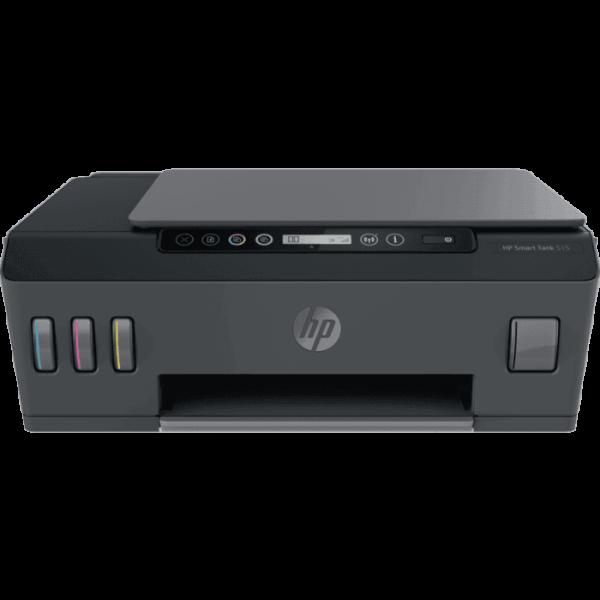 Nueva Impresora Multifuncional HP Ink tank  515 sistema de Tanque