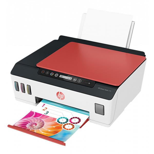 Impresora multifuncional inalámbrica HP SmartTank 519