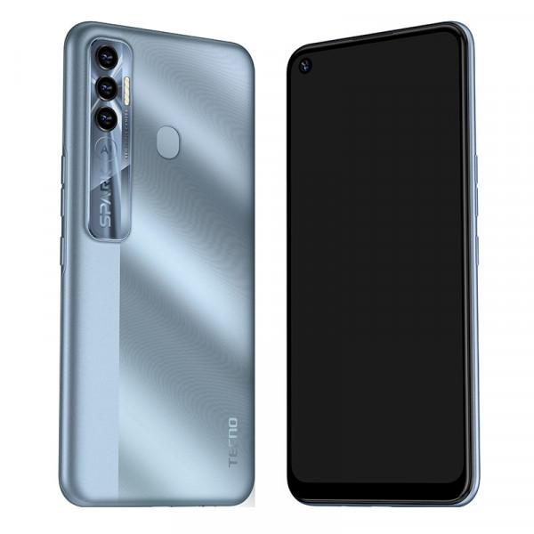 Celular Tecnomobile Tecno Kf8 128+4 Alps Blue & Accessories