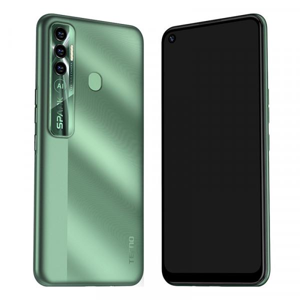 Celular Tecnomobile Tecno Kf8 128+4 Spruce Green & Accessories