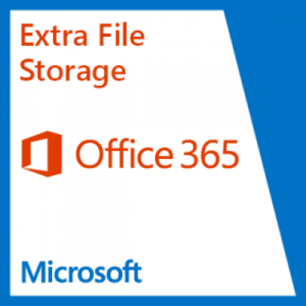 Licencia Office 365 Extra File Storage Open