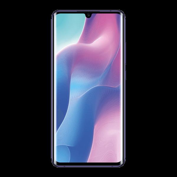 Celular XIAOMI MI NOTE 10 LITE 128GB Morado - Nebula Purple