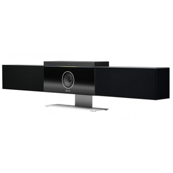 Cámara Polycom Studio - 4K - 5X Zoom Negro