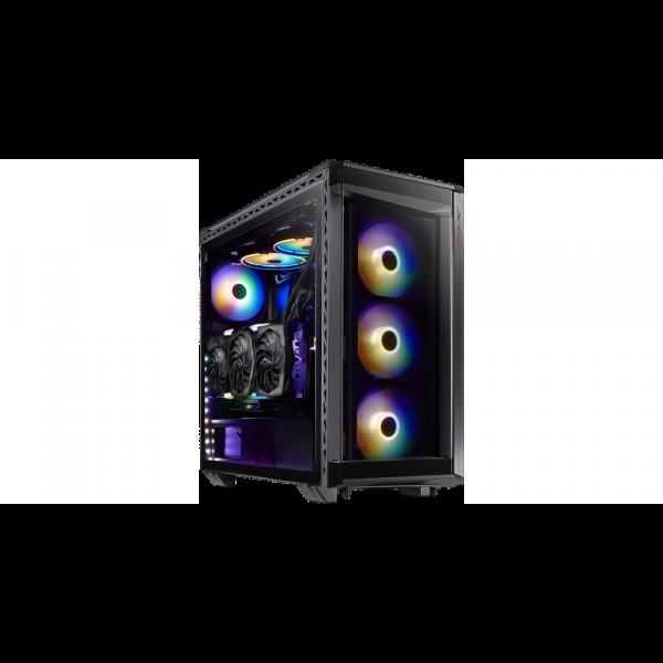 Chasis ADATA Gamer XPG, 4 caras en vidrio templado N