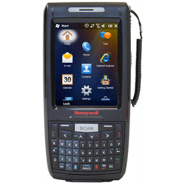 Computadora de mano móvil Honeywell Dolphin 7800