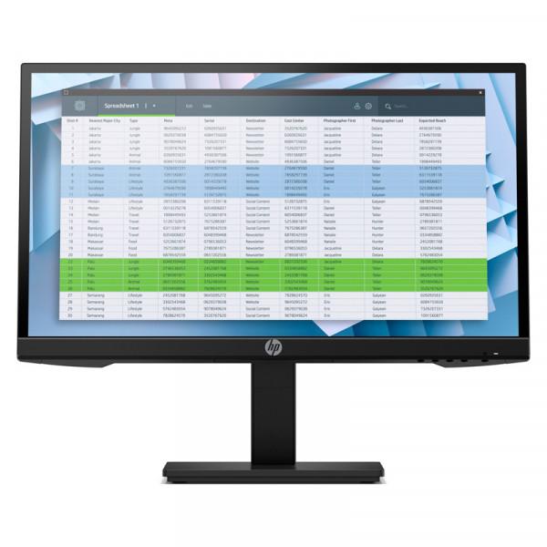 Monitor Hp P22H G4 FHd Altura Ajustable