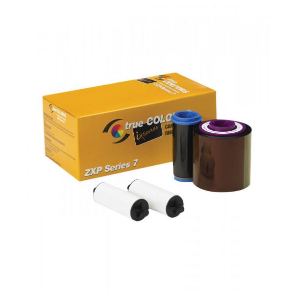 Cinta para Impresora Zebra IX Series 7 - Color Ribb ymckok - 750 impresiones