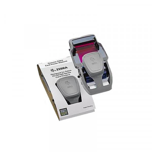 Ribbon, Mono -Metallic Silver, Zebra 1500 Images, Zc100/Zc300
