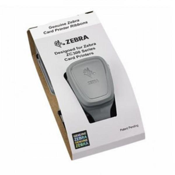 Cinta Zebra 800300-563LA - Amarillo, Magenta, Cian, Negro, Barniz, Barniz - 200 Impresiones