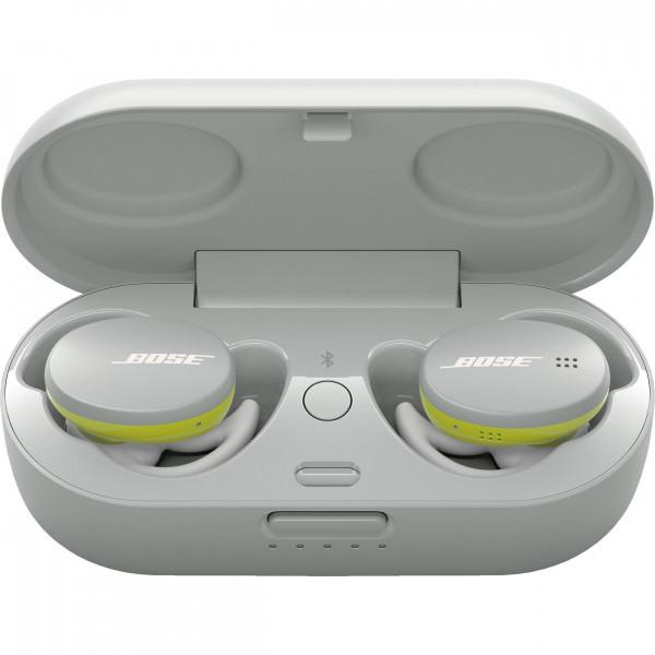 Audifonos In Ear Bose Sport Earbuds Bluetooth Blanco