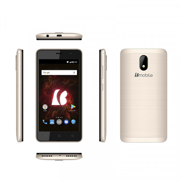 Bmobile Smartphone Ax751+ Gold