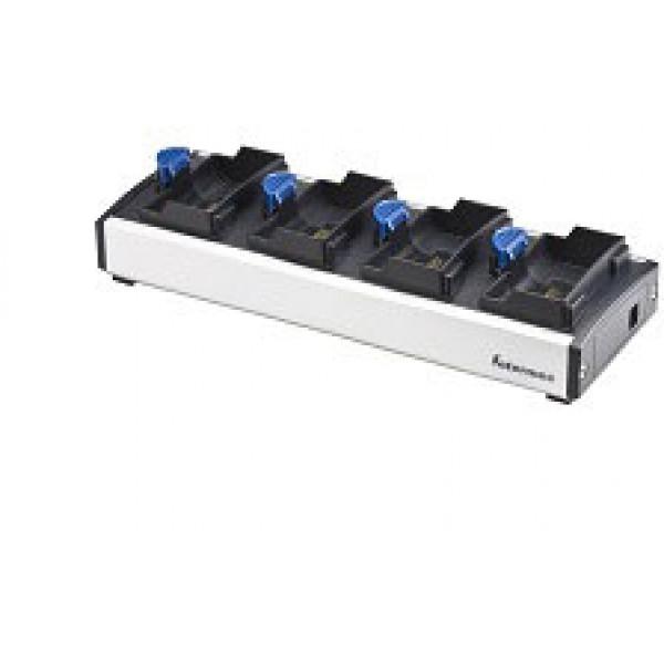 Multicargador De Baterias Honeywell 4 Para Terminal Ck3. Requiere Adaptador De Corriente Y Cable De Poder