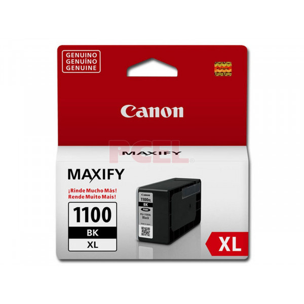 Cartucho de tinta Canon PGI-1100XL Negro