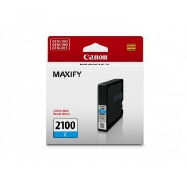 Cartucho de tinta Canon PGI-2100C Azul