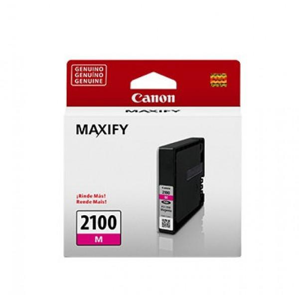 Cartucho de tinta Canon PGI-2100M Magenta