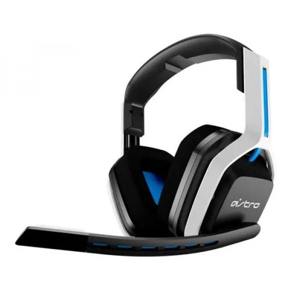 Diadema Astro A20 Wireless Psp  Blanca Azul