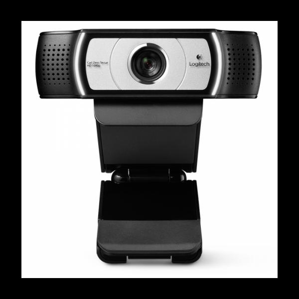 Cámara Web C930e Corporativo Logitech Full HD