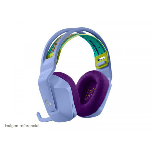 Diadema G733 Wireles Headset- Lila