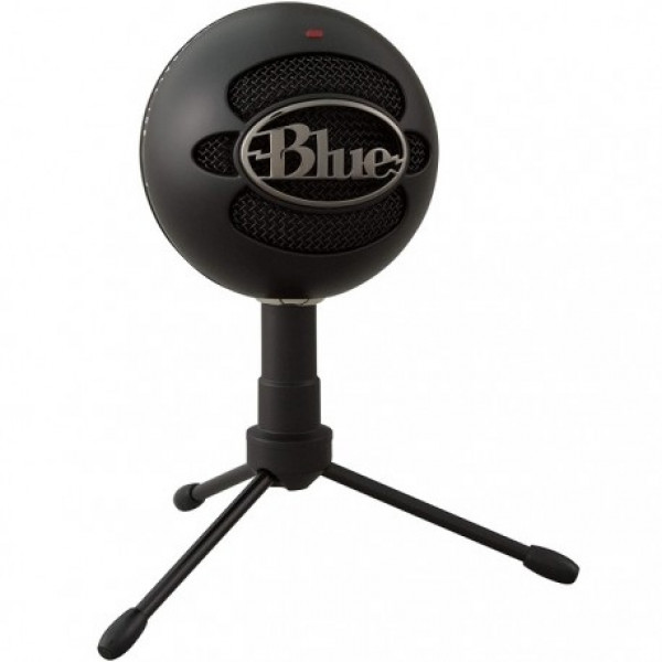 Microfono Snowball Black iCE USB Microphone