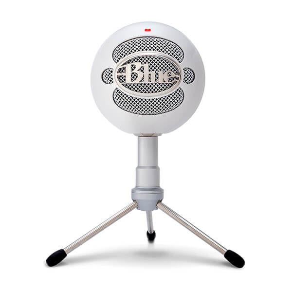 Microfono  Snowball iCE USB Microphone (White)