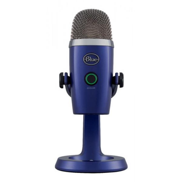 Microfono Yeti Nano-Vivid Blue