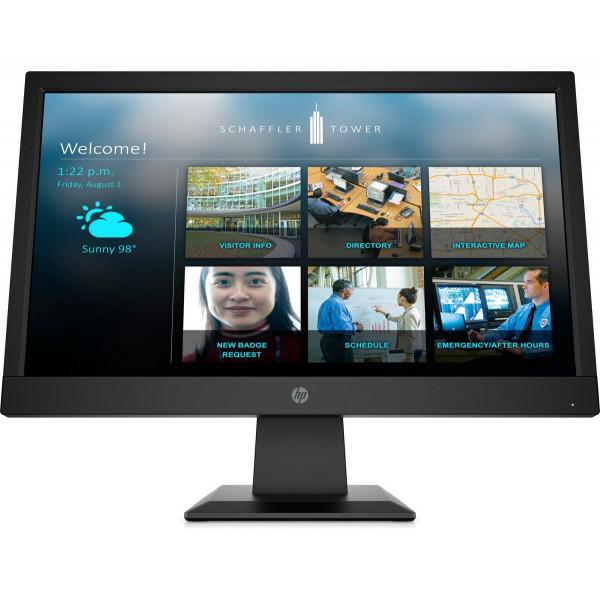 Monitor 18, 5 Pulgadas Hp P19B G4 Wxga Vga-Hdmi