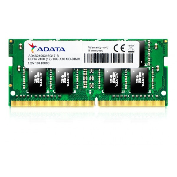 Memoria RAM Adata portatil ddr4 4gb bus 2400