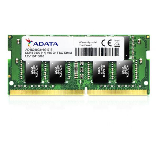 Memoria RAM para portátil Adata DDR4 8 GB Bus 2400