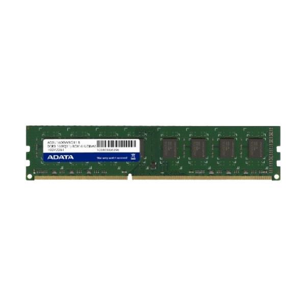 Memoria RAM adata ddr3 lvlp u-dimm 1600 4gb addx1600w4g11-spu