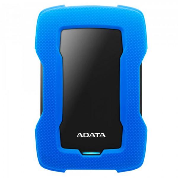 ADATA DISCO EXTERNO ANTIGOLPES/SALPICADURAS HD330 2TB AZUL