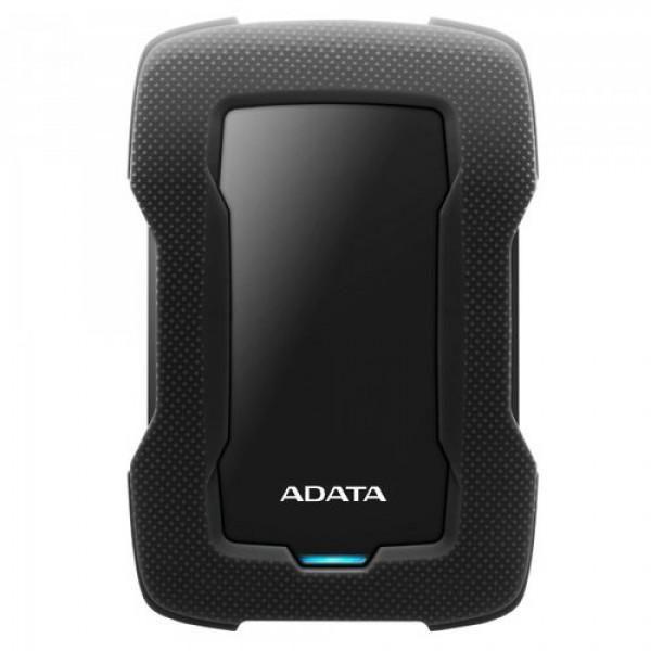 ADATA DISCO EXTERNO ANTIGOLPES/SALPICADURAS HD330 4TB NEGRO