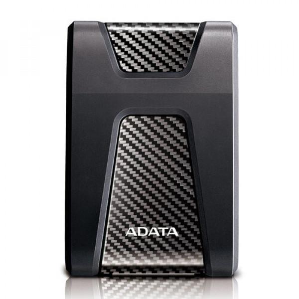 Disco Duro Externo  Antigolpes Adata  HD650 1TB Negro
