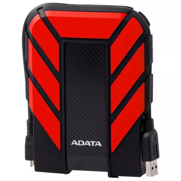 ADATA DISCO EXTERNO ANTIGOLPES SUMERGIBLE HD710P 1TB ROJO