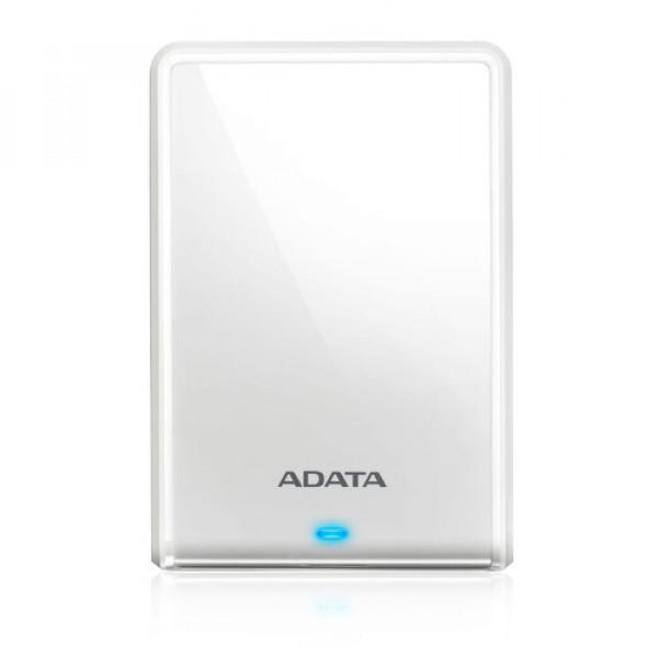 "Disco Duro Externo ADATA HV620S - 2.5"" - 1TB - USB 3.1 - Windows/Mac/Linux - Blanco"