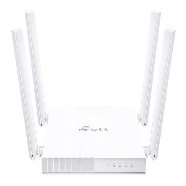 Router TPLINK WI-FI doble banda AC750