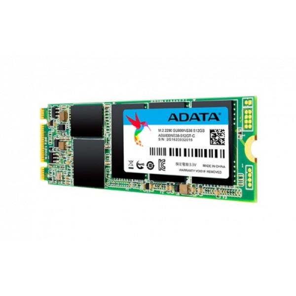 ADATA SSD SATA M.2 MODELO SU800 512GB