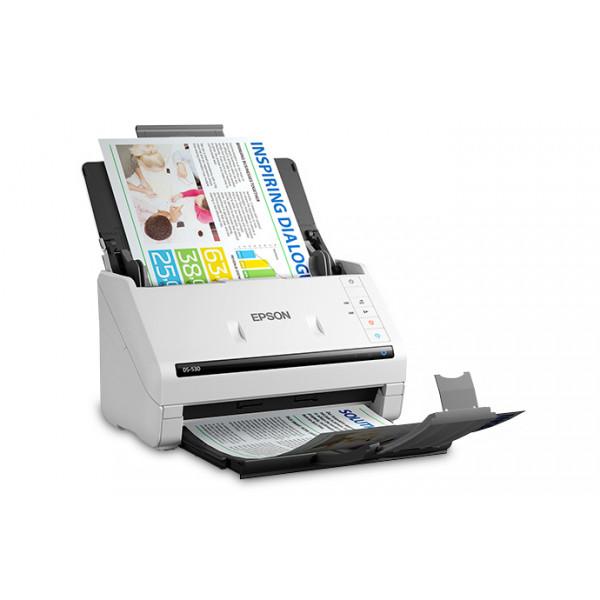 Escáner Epson WorkForce DS-530 A4