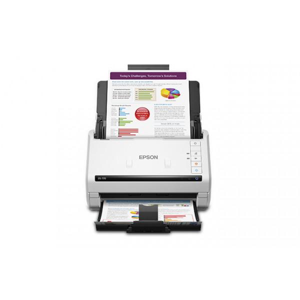 Escáner de documentos dúplex a color Epson DS-770