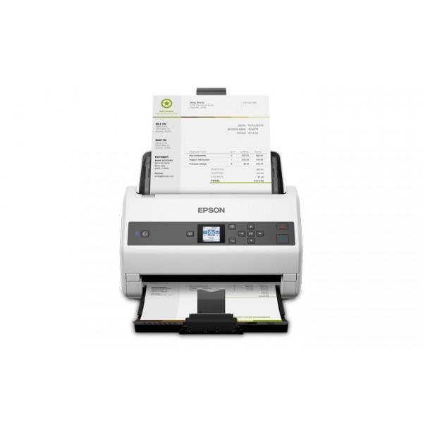 Escáner Epson WorkForce DS-870